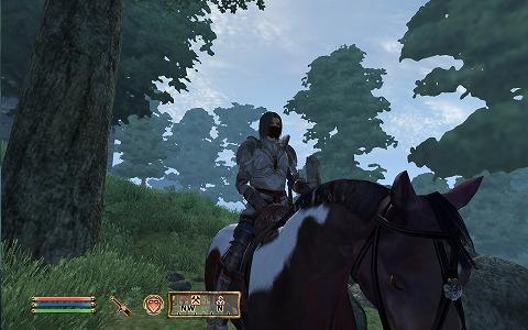 やっぱり重装に馬は映えますね
