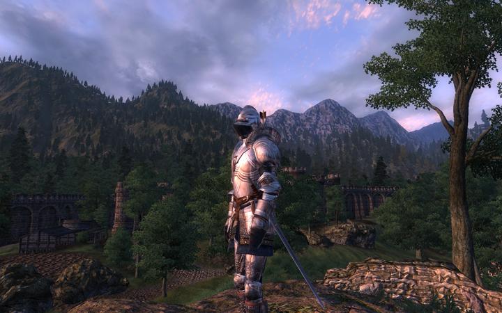Knight Fine Armor一式