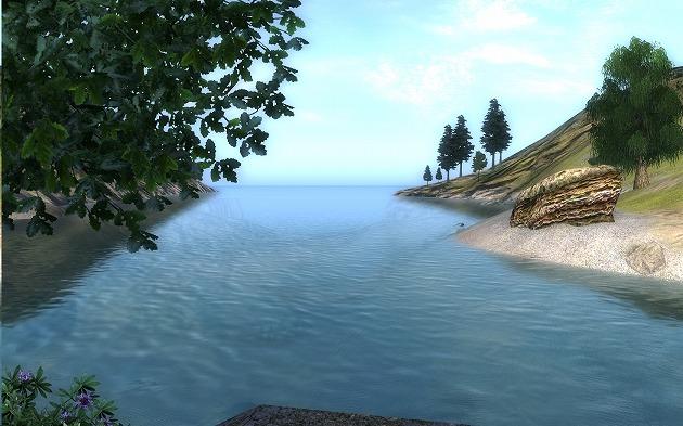 「Sunset Isle」スクリーンショット(3)