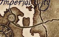 VanillaのWorld MapをベースにNRB Revised向けに改変された「Esme – New Roads and Bridges map update for vanilla」