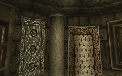 Isathars Improved Tapestries
