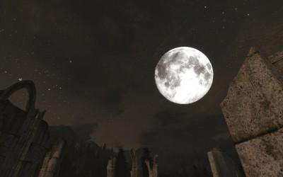 Moon Hi-res retexture