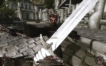 Mankerの遣わした刺客がプレイヤーを襲う。